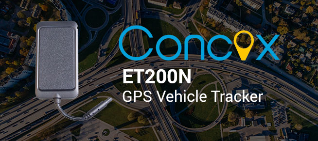 Concox GPS Vehicle Tracker
