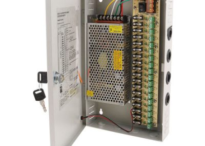CENTRALIZE POWER SUPPLY